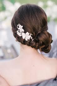 bridal hairstyle ideas wedding hairstyle ideas tulle u0026 chantilly wedding blog