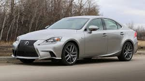 lexus sedan 2016 lexus is 300 awd test drive review