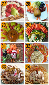 50 thanksgiving food ideas turkey treats turkey