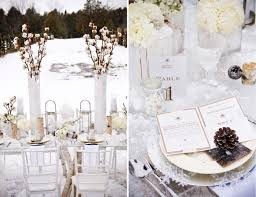 winter wedding decorations gorgeous winter wedding decorations with preserved cotton stalks