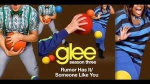 adele rumour has it glee rumour has it someone like you glee tv show wiki fandom powered