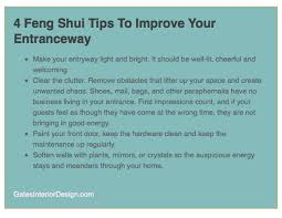 4 feng shui tips to improve your entranceway gates interior