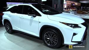 lexus rx 350 towing capacity lexus rx review lexus rx car pricing photos and specs autos post