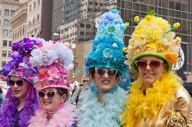 easter bonnets 10 wonderful ways to celebrate easter in nyc showtickets