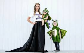 Dragon Halloween Costumes 8 Clever Family Halloween Costumes U0027ll