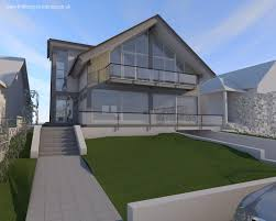 planning application for new eco house submitted