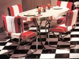 50 s retro cabinet hardware retro metal table and chairs dining set yellow gallery in dinette
