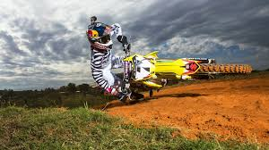 when was the first motocross race super slow moto the