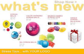custom stress balls stress toys custom imprinted stress toys
