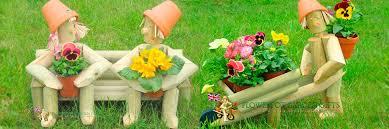 flowerpot garden gifts flowerpot men garden ornaments