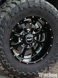 Ford F250 Truck Wheels - 2011 ford f 250 outta my way bmf lifted truck truckin magazine