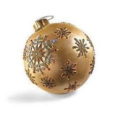 finial reflector fiber optic ornament outdoor