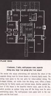 eichler floor plan 1224 eichler homes pinterest indoor