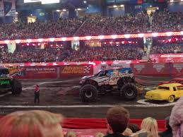 best monster truck show review and photos advance auto parts monster jam at allstate