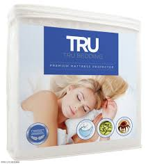 King Size Mattress Pad Smooth Mattress Protector Trulitehome