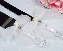 wedding cake servers bouquet wedding cake server set wedding collectibles