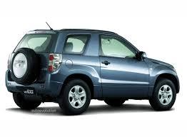 suzuki escudo vitara 3 doors specs 2005 2006 2007 2008