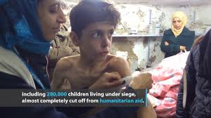 unicef siege unicef warns that children s suffering in syria is at its worst