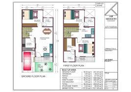 Duplex House Plan And Elevation Home Appliance 25 X 50 Plans 3d 1 Bhk Duplex House Plans