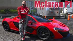 mclaren p1 the weeknd grand theft auto v gameplay with mclaren p1 mod gtav youtube