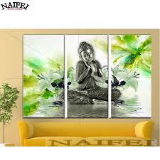 set diy 5d diamond painting flowers buddha religion diamond