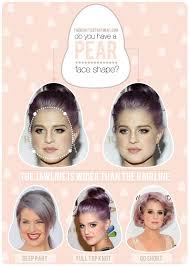 hairstyles for head shapes hair talk pear shaped faces face shapes pear and pear shaped face