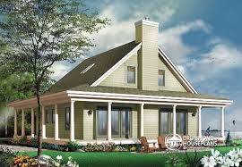 house wrap around porch house plan w3506 detail from drummondhouseplans
