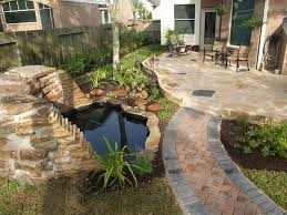 simple backyard landscape design
