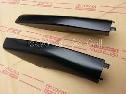 lexus rx330 japan lexus rx330 rx350 rx400h toyota harrier rear roof rack end cap
