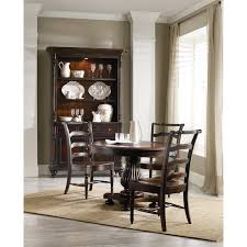 hooker furniture 5177 75203 eastridge 44 round pedestal dining