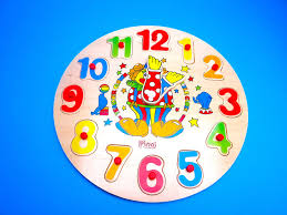 learn numbers u0026 colors in english with clown toy clock u0026 play