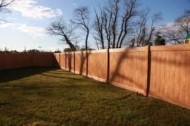 Modern Fence by Vinyl Wood Fence Gallery U2013 Vinyl U0026 Aluminium Fence Installation Nj