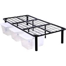 Wal Mart Bed Frames Steel Platform Bed Frame Walmart Platform Bed Frame And Storage