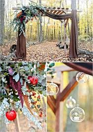 Wedding Arch Ideas Arbor Decorations Wedding Ideas Fall Wedding Arch Ideas For Rustic