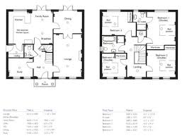 5 bedroom house floor plans floor plan of a modern house ipbworks