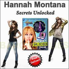 3 4 years hannah montana toys ebay