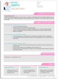 Modern Resume Templates Free Design Resume Template