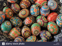 painted easter eggs for sale sorbian easter eggs painted by hana ruth haensch offered for sale