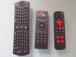 box for android a tale of 3 android tv remote controls mk704 remote and a