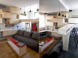 Ultra Tiny Apartment That Is Big On Surprises Living Small In - Tiny apartment design