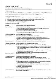 Medical Billing And Coding Job Description For Resume by Chronological Sample Resume Administrative Assistant P2 Admin