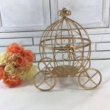 Cinderella Wire Carriage Centerpieces by Cinderella Princess Carriage 10 1 2