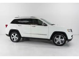 2011 jeep grand white 2011 jeep grand overland for sale in rock hill