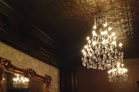 New Orleans Chandeliers The Little Easy Drops New Orleans Vibes In Downtown Eater La
