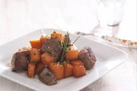 comment cuisiner du foie de boeuf recette de minute de foie de veau et de potiron acidulés facile et