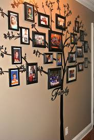 Picture Frame Wall by Best 25 Family Tree Picture Ideas On Pinterest Family Tree