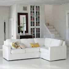 Modern Slipcovered Sofa by Modern White Slipcovers For Sectional Sofa S3net Sectional