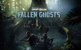 halloween ghost wallpaper wallpaper fallen ghosts tom clancy u0027s ghost recon wildlands dlc