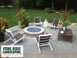 Blue Ridge Landscaping by Patio Brick Pavers U0026 Planting Design U2013 Landscape Blog For Goshen