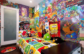 Angry Birds Rug Fabulous Colorfl Wall Decoration In Childrens Room With White Twin